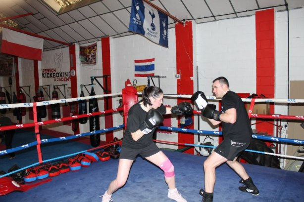 Open Sparring at Midas Boxing