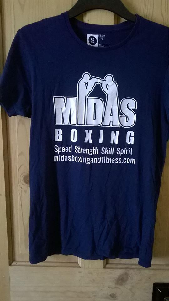 MIDAS BOXING T