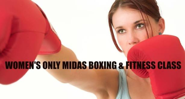 MIDAS BOXING WOMEN'S
